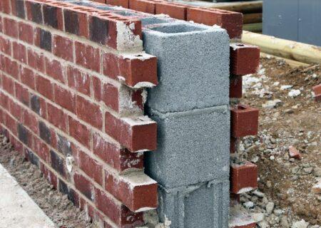 Brick Block Retaining Walls