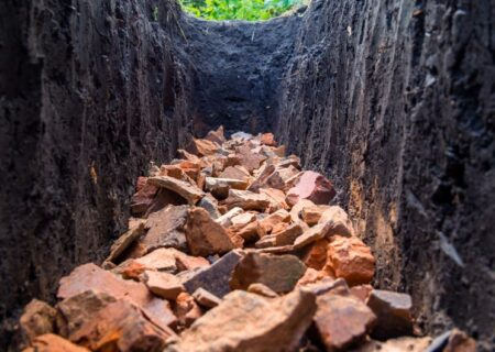 Foundations Dug Poured