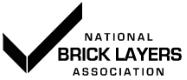 National Bricklayers Logo Black On White